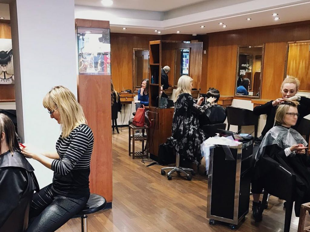SERVICES – Metropolis Hairdressing